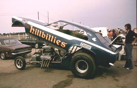 british bodied funny cars