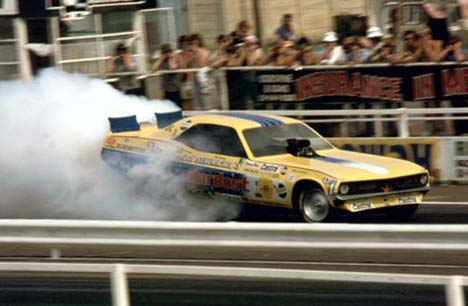 The Stones Racing Team Of Great Britain Was One Most Beloved Teams In British History Raced Funny Cars Top Fuelers Fuel Altereds