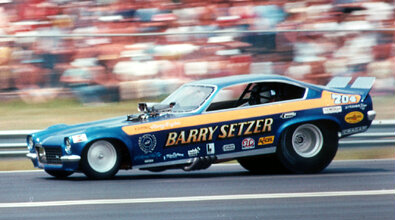 70s Funny Cars Round 2