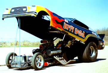 70s Funny Cars - Round 9
