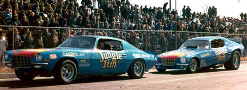 70s Funny Cars Berserko Bob Remembers Jungle Jim