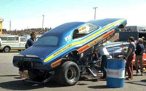 Funny cars PQ4