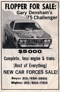 70s Funny Cars - Remember When?