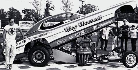 70s Funny Cars Round 7